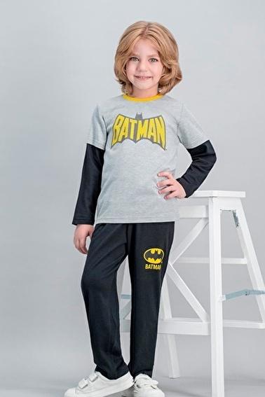 Batman Pijama Takım Gri